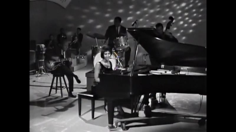 Aretha Franklin Wont Be Long Steve Allen Show 1964