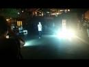 Художественный свист на западной площади Сианя