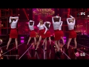 AOA Miniskirt 演示片] Mnet M Countdown LG Demo 4K HEVC 60fps