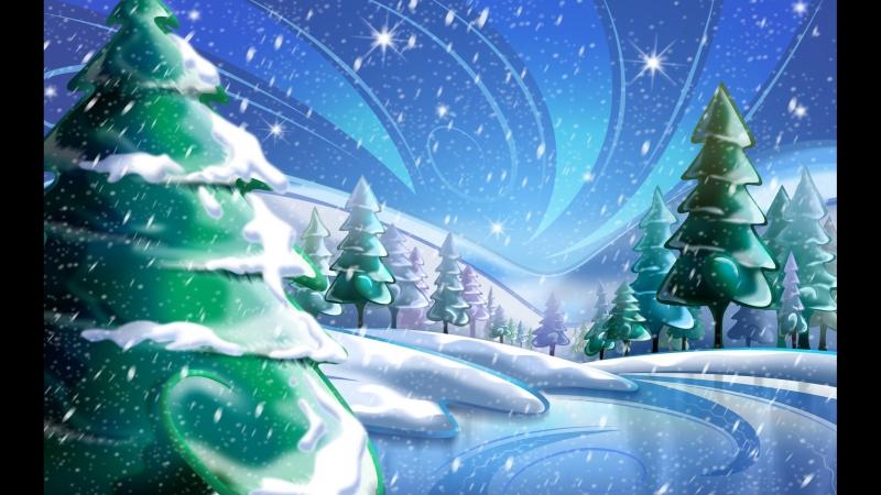 Новогодний переполох или кто зимою самый главный