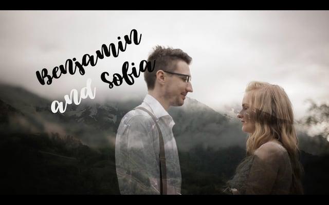 Benjamin Sofia | Wedding story | Дмитрий Станчин