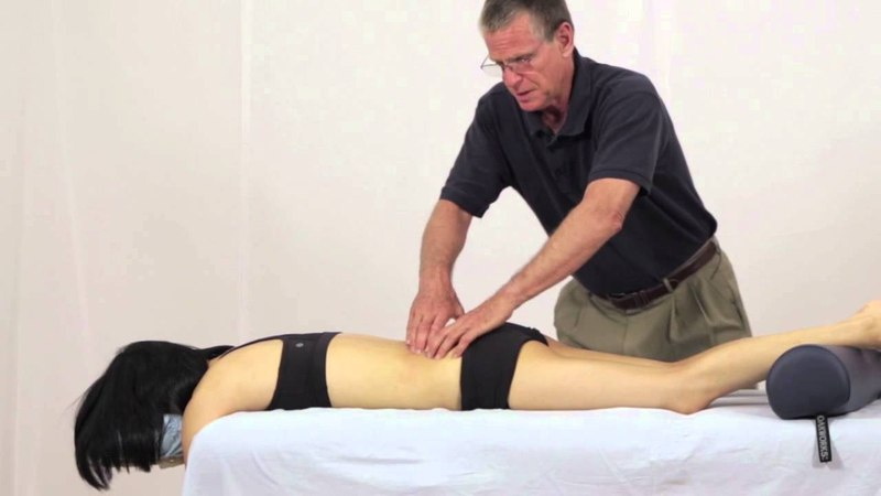 Specific Strategies—Prone Position—Connecting The Back To The Pelvis