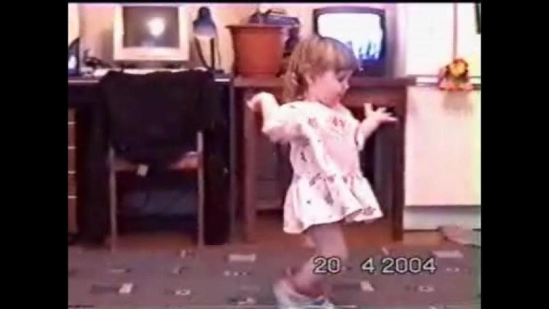 танец пьяной бабочки