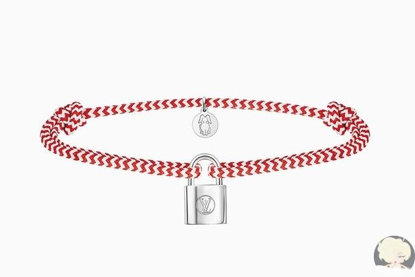 Софи Тернер создала браслет для Louis Vuitton и UNICEF