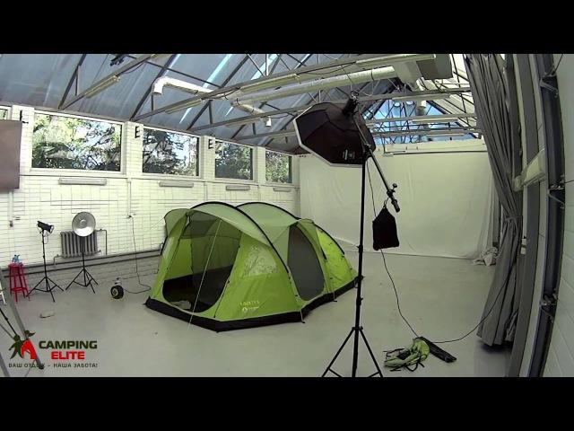 Съёмка 360° Liberty 5 Crusoe Camp