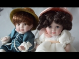 Pinky &amp Blue Boy MARIE OSMOND Petite Amour Toddlers