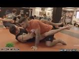 На тренировке в зале Джексон-Винк - часть 2 yf nhtybhjdrt d pfkt l;trcjy-dbyr - xfcnm 2