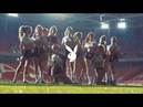 Backstage The Playboy football team