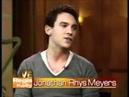 Интервью Джонатана Риса Майерса в прямом эфире Regis Kelly