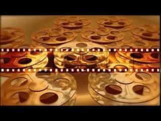 Кинолента, проектор,кинокамера, начало фильма фоны, интро, футажи, заставки для видеомонта