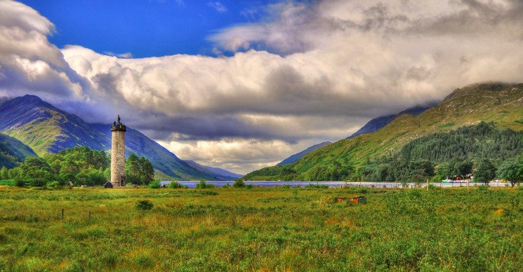 Шесть писателей рожденных в Шотландии