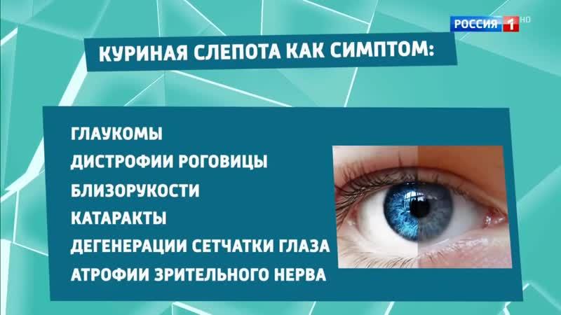 Что такое куриная слепота и почему мы плохо видим в темноте Хирург-офтальмолог Дмитрий Дементьев