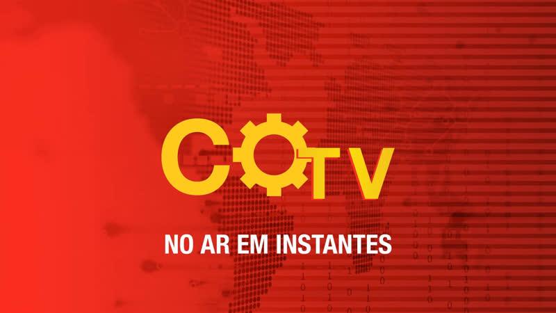 COTV Entrevista nº 22 - Brumadinho, resultado da privatização criminosa da Vale, com Celso Carvalho