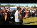 Съемки передачи Играй гармонь 16 06 18г с Корткеросс Коми