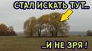 Дерево оказалось хорошим ориентиром Неожиданно для выбитого места