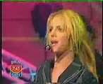 Britney Me against the music (live at GMTV)