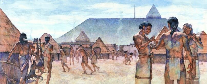 Забытые пирамиды Америки