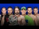 ЭйДжей Стайлз (ч) vs. Кевин Оуэнс vs. Сэми Зейн vs. Дольф Зигглер vs. Бэрон Корбин vs. Джон Сина — матч за чемпионство WWE