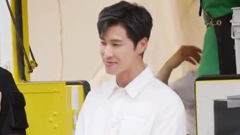 180630 Funation Project YUNHO Son Ho jun 윤호 퍼네이션 프로젝트 coffee friends 4th in 강변 테크노마트 6월의커피프렌