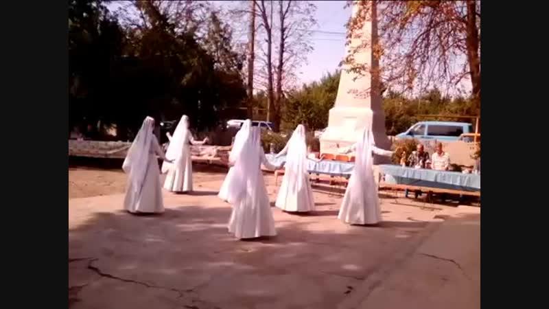 АНСАМБЛЬ ЭЛЬМАЗ - ТЕЛЛИ ТУРНА (с. Новая Эстония)
