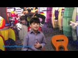 Bruno Mars -It Will Rain Cover- 8 year old Nathan C.
