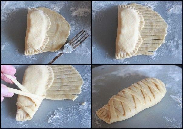 Как правильно сделать тесто для булочек