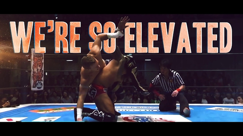 It Lives, It Breathes - Elevated (Official Will Ospreay Entrance Theme)