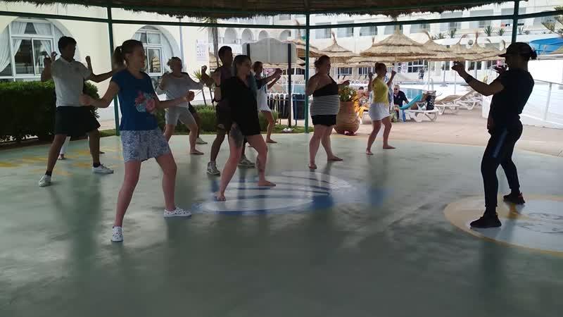 Широ- урок танца 1