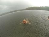 Анин прыжок с тарзанки