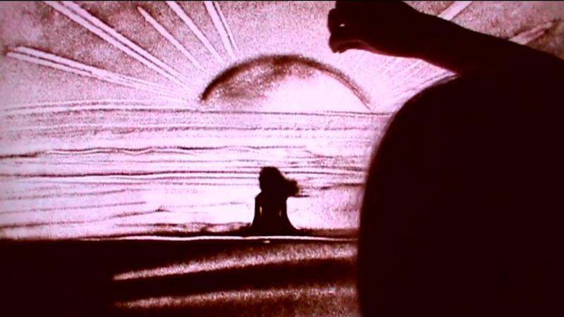 Песочное шоу в память Анечки