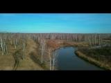 Южный Урал. Весна. Река Миасс 4K _ DJI Mavic Pro