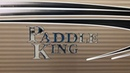 2018 Paddle King Lo Pro Angler with Tohatsu 20HP EFI 4 Stroke Bronze and Black