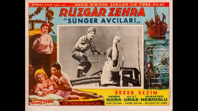 Rüzgar Zehra - Türk Filmi