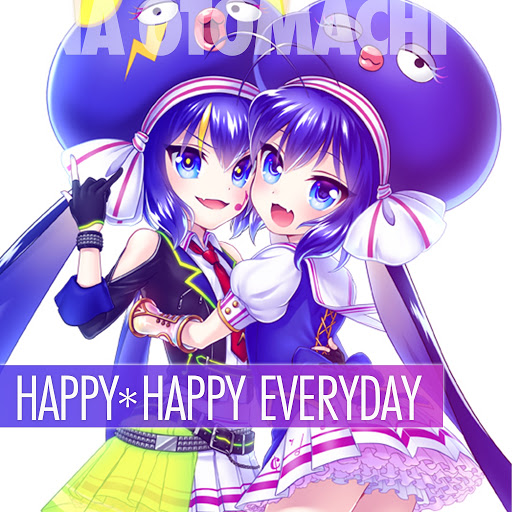 Picco альбом Happy*Happy Everyday (feat. Otomachi Una)