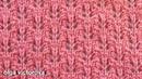 Ажурный узор бабочки Вязание спицами 357