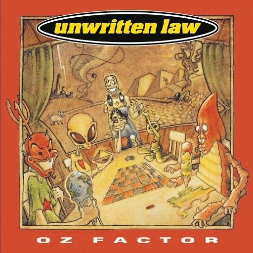 Unwritten Law альбом Oz Factor