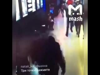 Видео с камер кинотеатра в