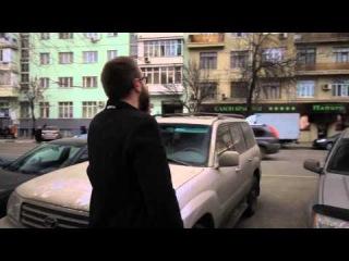 Актёр Владимир Вольнов в короткометражном фильме