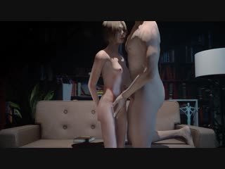 Sh11 sticky quickie (the last of us sex)