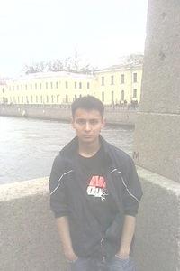 Даня Ахроров, 21 октября 1992, Санкт-Петербург, id194116639