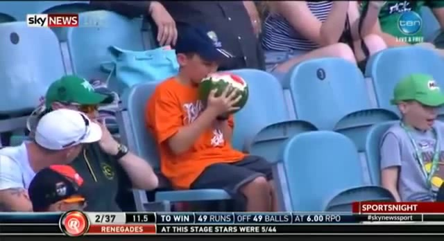 The Watermelonboy - You're Eating It Wrong