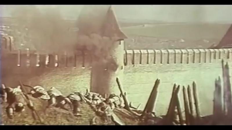 Могила льва. (1971). СССР. Хф.