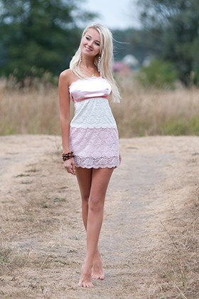 Why are beautiful ukrainian ladies