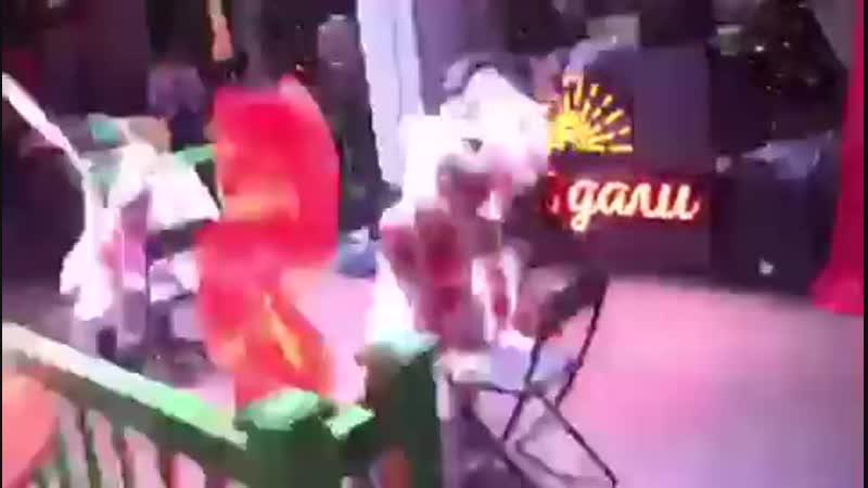 Pole dance studio MOON представляет Танец на стульях Невесты