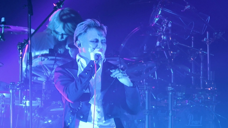 Dir en Grey Itoshisa ha fuhai nitsuki 愛しさは腐敗につき Live FROM DEPRESSION TO mode of Withering to death