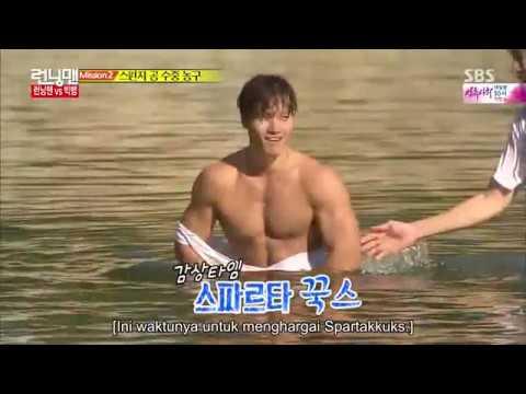 [Indo Sub] BIGBANG Penderitaan KIM JONGKOOK