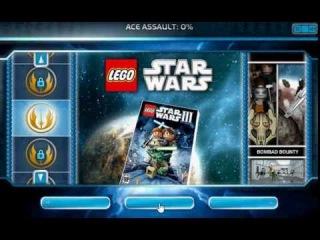 Игра Лего Звёздные войны Новый Пилот (LEGO Star Wars Ace Assault )
