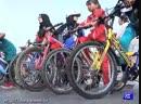 Dunya News Report IDG Girls Cycling Karachi by Lyari Girls Cafe