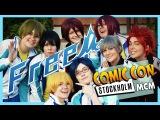 Free! ES Panel @ Comic Con: Gamex