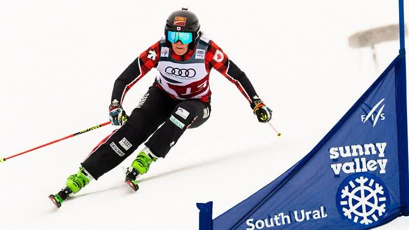 Этап Кубка мира по ски-кроссу в «Солнечной долине». Прямая трансляция